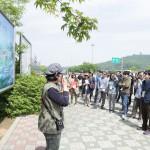 영화인과 함께 하는 DMZ 팸투어 사진 1