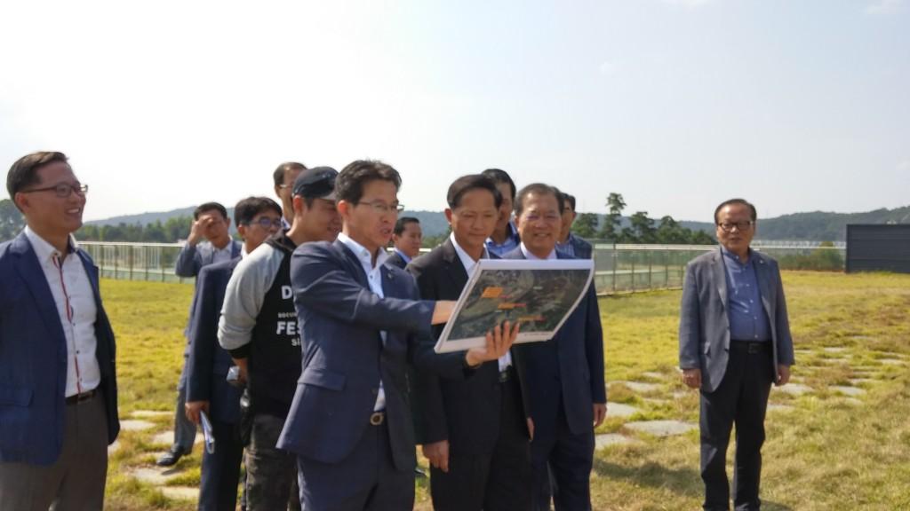 DMZ생태관광지원센터개관식10
