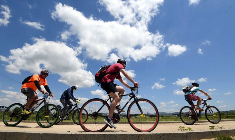 2017 Tour de DMZ 자전거퍼레이드 (14)