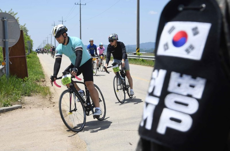 2017 Tour de DMZ 자전거퍼레이드 (7)