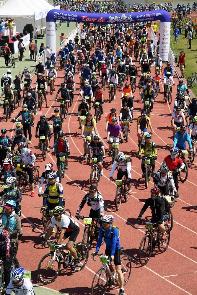 2017 Tour de DMZ 자전거퍼레이드 (8)