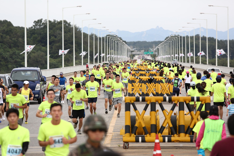 제6회 경기평화통일마라톤대회 썸네일 사진