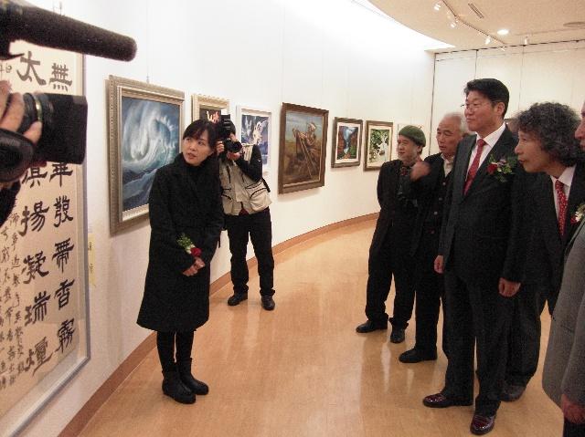 제8회 경기도 평화통일 미술대전 썸네일 사진